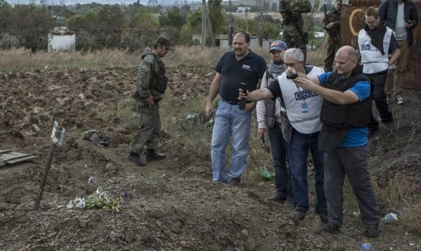 ООН ще разследва твърдението за масови гробове в Донецка област