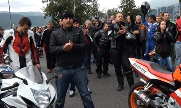 Рокерите в Розино питат къде са правата на българите