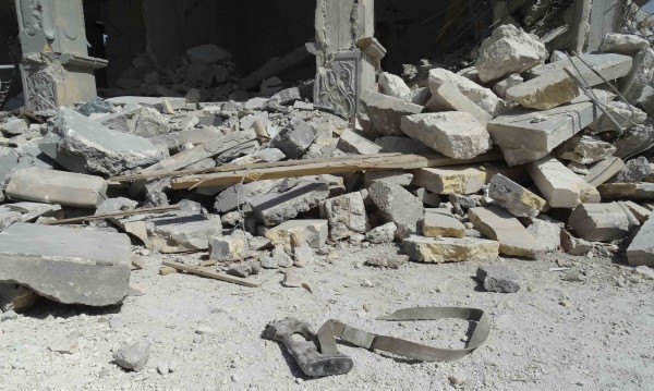 Коалицията удари най-големия газов завод в Сирия