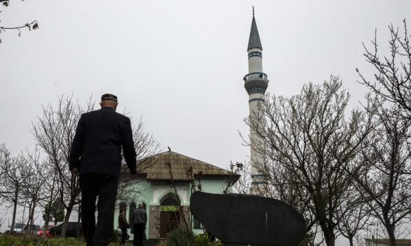 Полумесец над Крим