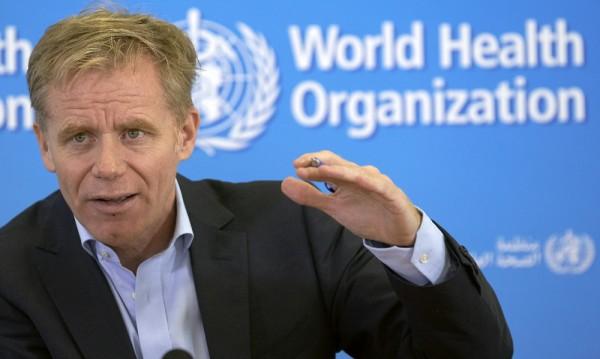 Епидемията от ебола в Западна Африка се разширява географски