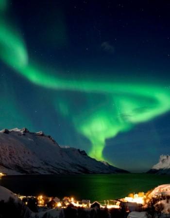 Тромсьо - един от най-красивите градове в Норвегия