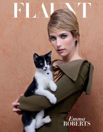 Звезди и котки в една нестандартна фотосесия