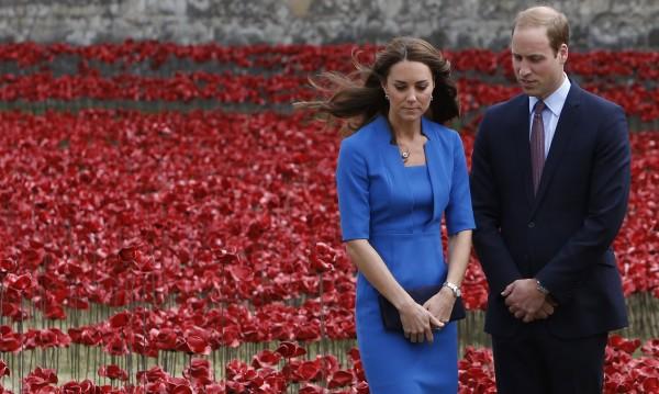 Уилям и Кейт ще подобряват дипломацията с Китай