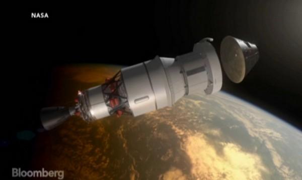 """НАСА изпраща първия безпилотен полет на капсулата """"Орион"""""""