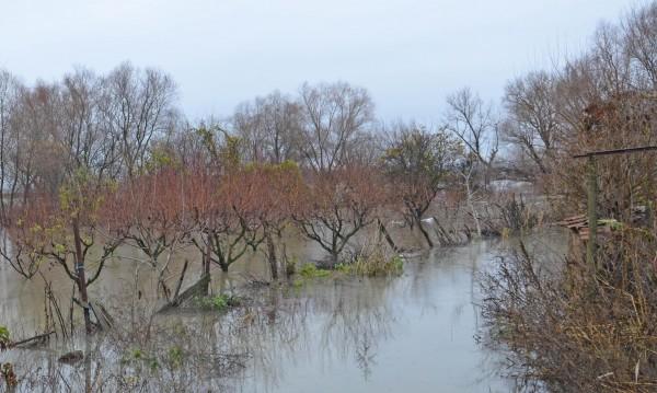 МОСВ: Очаква се повишение на водните нива на някои реки