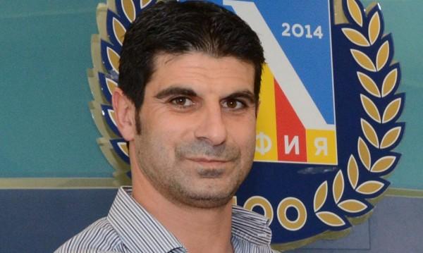Купата на България е целта на Левски, заяви Гонзо