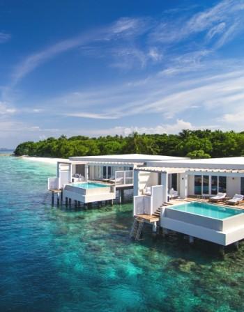 Райско блаженство на Малдивите