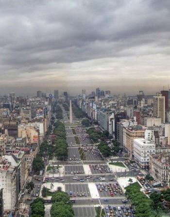 Най-широката улица в света