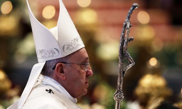 Папата се помоли да няма повече войни по света