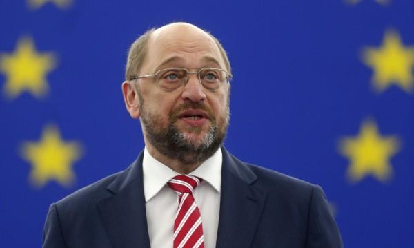 Гърция ще остане в еврозоната, увери Мартин Шулц
