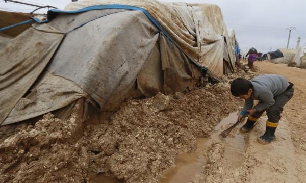 Сирийците са най-многобройните бежанци в света