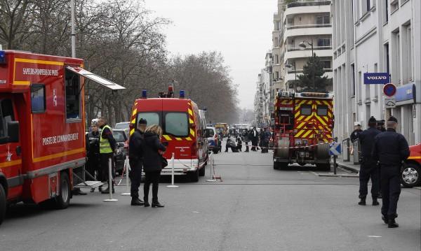 Русия осъди атентата в Париж, зове за общи действия