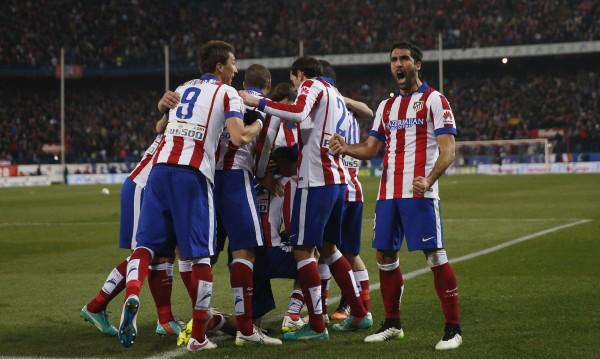 Атлетико Мадрид с убедителна победа над Реал Мадрид