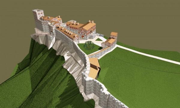 Ще правят двореца на Асеневци суперобект на туризма