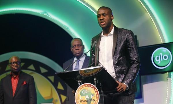 Яя Туре отново е футболист №1 на Африка