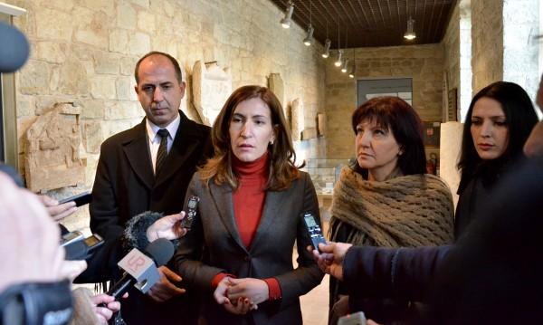 Ръст на туристите за догодина от 10% предрича Ангелкова