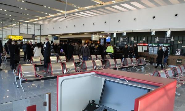 България повишава нивото на сигурност на летища и гари