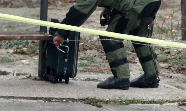 Съмнителен куфар на автогарата в Добрич вдигна на крак полицията