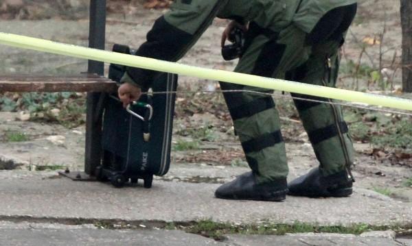 Обезвредиха съмнителния куфар на автогарата в Добрич