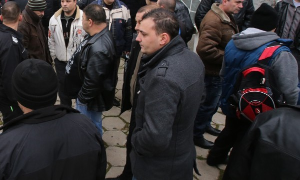 Служители на затворите отново на протест