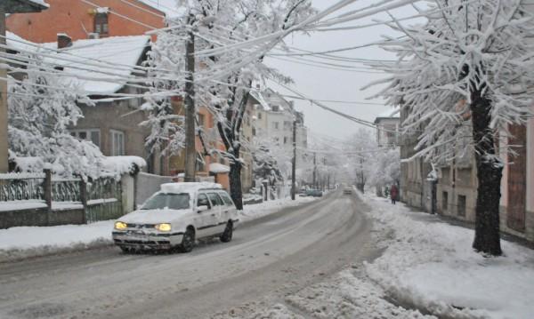 Температурните аномалии са типични за януари