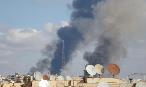 Въздушните удари на САЩ не са спрели възхода на ИД в Сирия