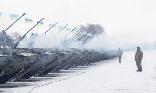 Киев прегрупира войските си в Източна Украйна