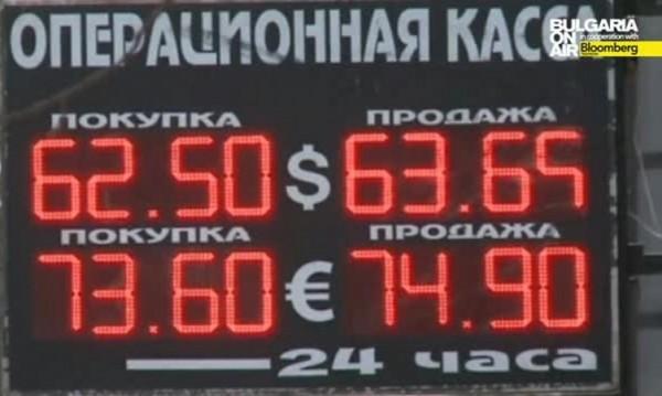 Руснаците продължават да имат вяра в рублата