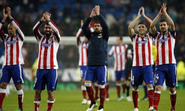 Китайска компания купува дял от Атлетико Мадрид