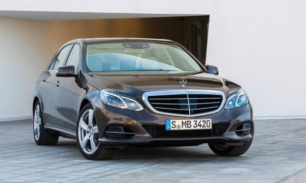 И Mercedes E-Class става Maybach