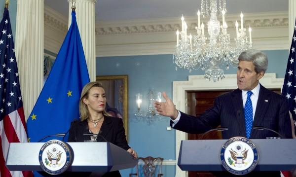 САЩ и ЕС са единни в санкциите срещу Русия