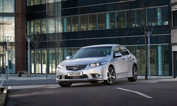 Honda не планира заместник на Accord
