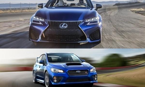 Моделите на Lexus и Subaru отново най-добри за препродажба