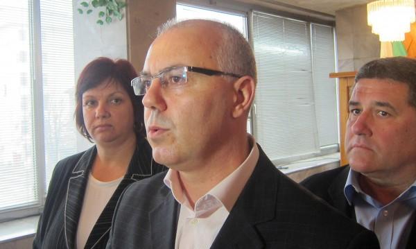 Вучков обеща повече полицаи в малките населени места