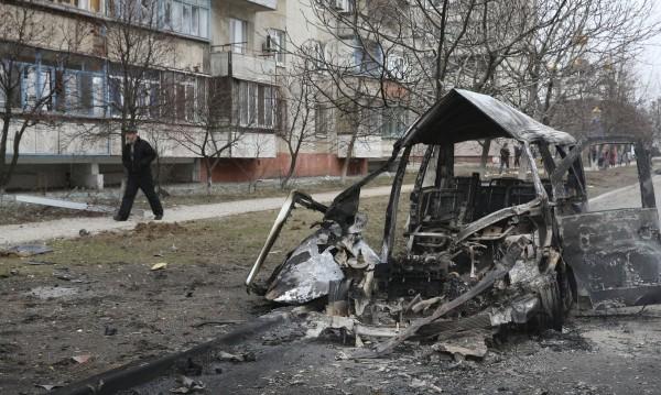 Външно изрази загриженост за кръвопролитията в Източна Украйна
