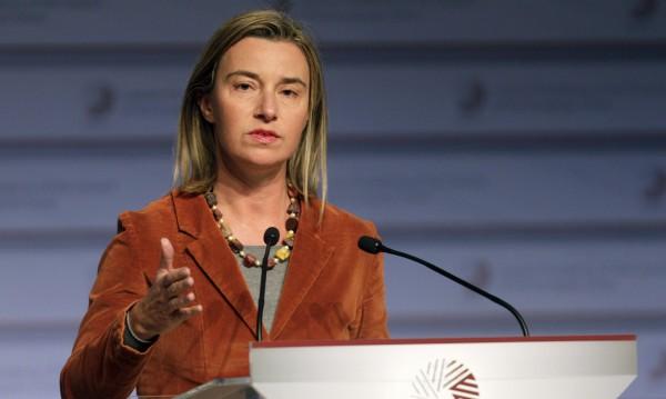 Брюксел зове Москва да оттегли подкрепата си за сепаратистите
