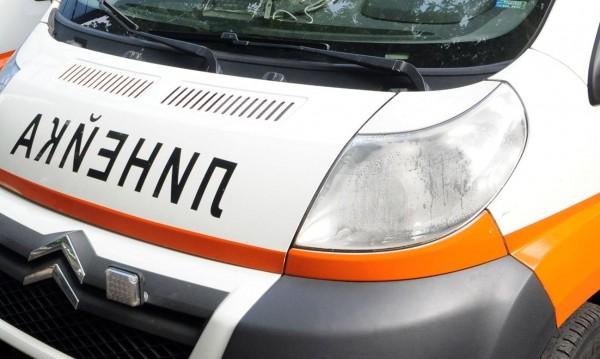 Румънски ТИР уби пешеходец край Благоевград