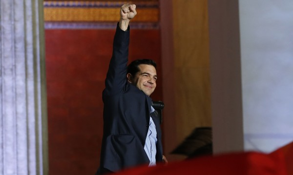 Победата на СИРИЗА насочва Гърция към сблъсък с Европа