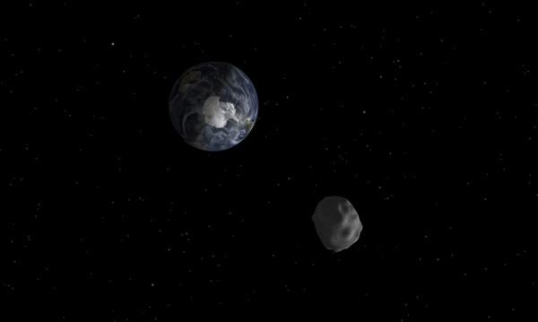 Астероид с тегло 157 млн. тона преминава днес край Земята