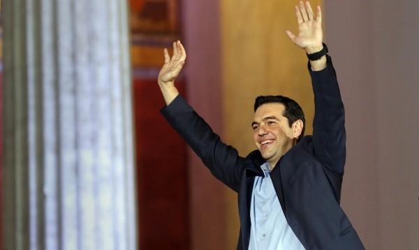 """Алексис Ципрас - """"спасителят"""" на Гърция"""