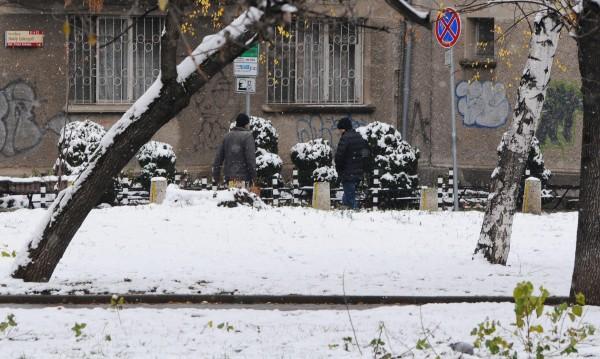 От вторник: На запад – сняг, на изток - дъжд