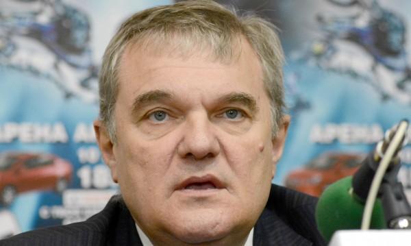 Приеха Румен Петков във ВМА