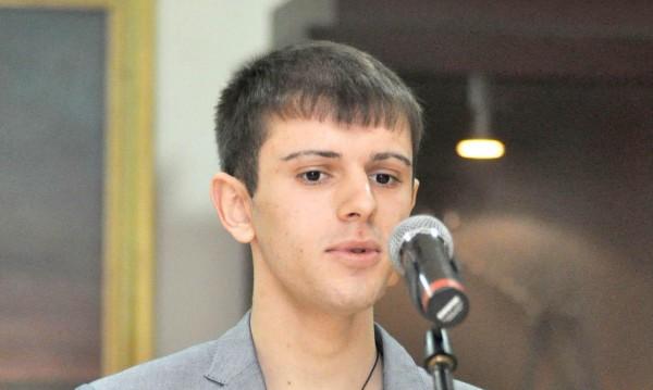 Владимир Зографски със злато на Универсиадата в Осърбле