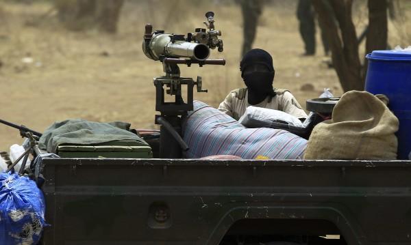 Шестима българи са в плен на судански бунтовници