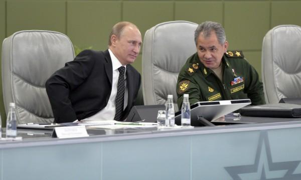 Русия няма да позволи да я превъзхождат военно