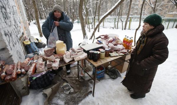 Болезненото рязко влошаване на живота на пенсионерите в Русия