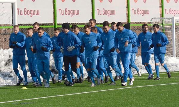 Левски ще играе контрола с корейци