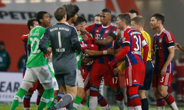 Волфсбург срази Байерн Мюнхен