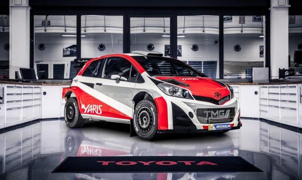 Toyota се завръща във WRC